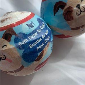NWT 2- Doggie Bath Bombs